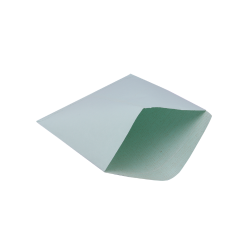 "Green Cloth Cover Envelope 11""x 5"" Size Pack of 25"