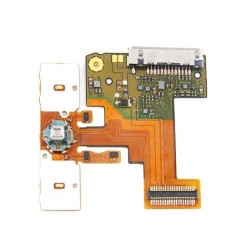 Flex Cable Joystick Keypad Keyboard for Nokia 3250 (Yellow)