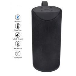Portable Bluetooth Wireless Speaker with Mic & inbuilt Power Bank