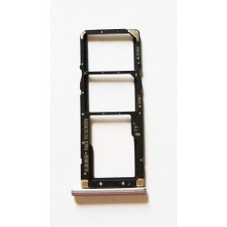 Sim Card Slot Tray Holder Jack for Redmi Y2 (Rose Golden)