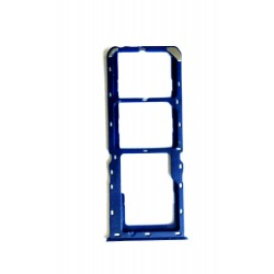 Sim Card Slot Tray Holder Jack for Oppo A5 (Blue)