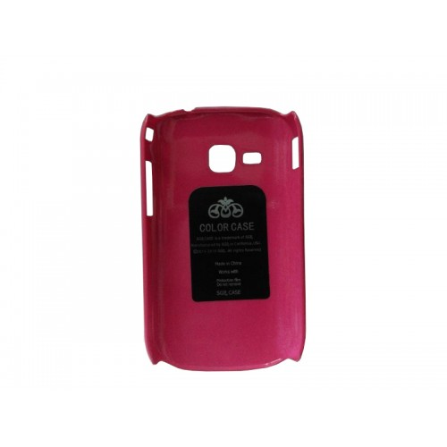 SGP Hard/Plastic Back Cover for Samsung Galaxy Young S6312 - Pink