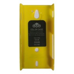 SGP Hard Plastic Back Case Cover for Sony Xperia Sola MT27i - Yellow