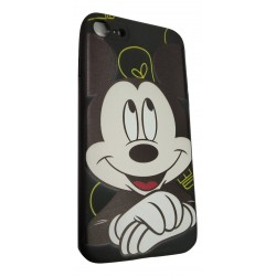 cartoon Printed Rubber Back Case Cover for Apple iPhone 8