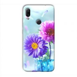 Hot Sale ! Printed (Design 10)Plastic Hard Back Case Cover for Xiaomi Redmi Note 7