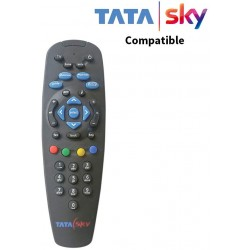 Tata Sky Remote Control for HD & SD Set top Box